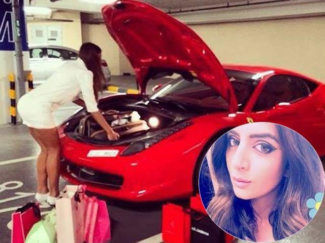 Cuộc sống vương giả của công chúa giàu có nhất Dubai