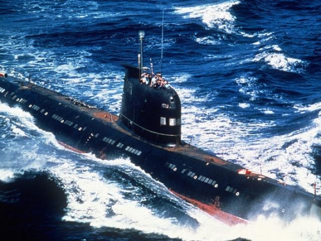 Giây phút sỹ quan Liên Xô cứu thế giới khỏi họa hạt nhân