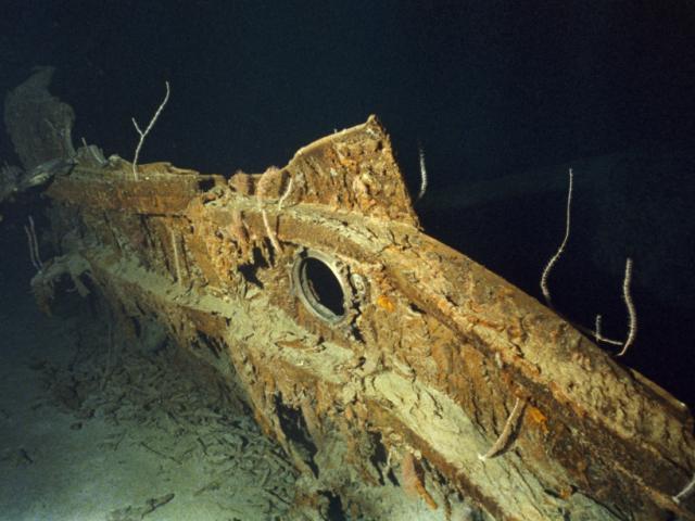 Xác tàu Titanic dưới đáy biển sẽ vĩnh viễn biến mất