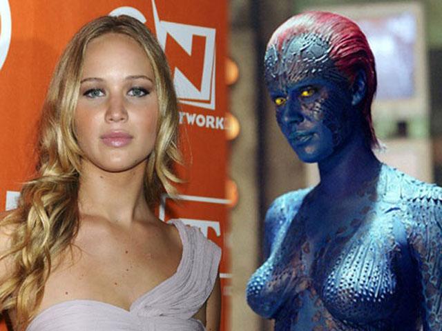 """Những cảnh phim triệu đô của """"viên kim cương"""" Jennifer Lawrence"""