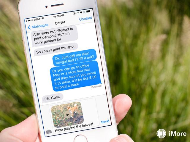 Viettel giải thích về việc thu phí dịch vụ kích hoạt ứng dụng iMessage và Facetime