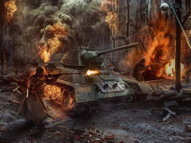 Trận đánh 1,9 triệu người chết khủng khiếp nhất lịch sử thế giới