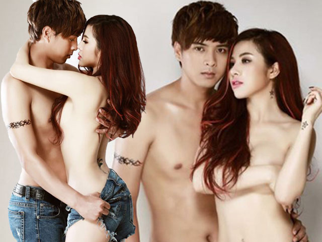 Sự thật về ảnh nude táo bạo của DJ Thúy Khanh - Hồ Quang Hiếu