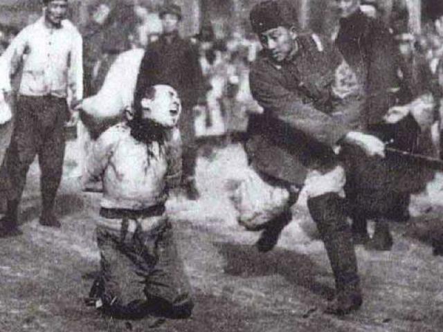 Cuộc thảm sát kinh hoàng của quân Nhật Bản ở Trung Quốc