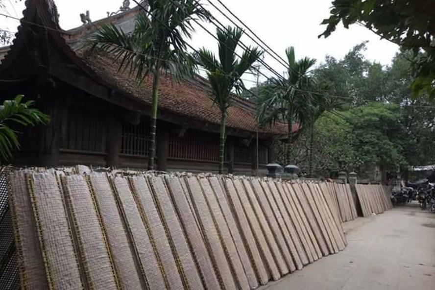 Một góc làng Thổ Hà.