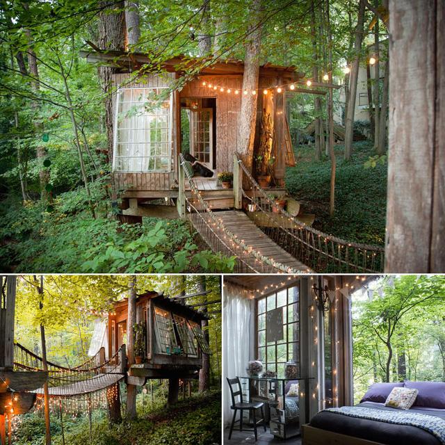 Ngôi nhà ở Atlanta, Georgia.