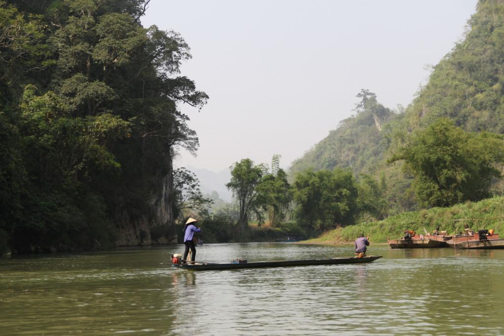 Ngoài ra, người dân còn mưu sinh bằng cách đánh bắt thủy sản trong hồ trên những con thuyền độc mộc truyền thống; hay làm du lịch homestay hồ ba bể để tiếp đón du khách ngay tại bản làng.