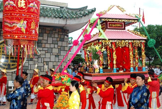 Lễ vía Bà Chúa Xứ Núi Sam được công nhận là Lễ hội cấp quốc gia vào năm 2001.