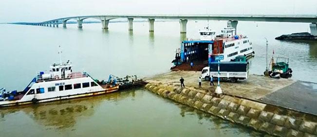 Cầu vượt biển dài nhất Việt Nam dự kiến khánh thành vào dịp Quốc khánh 2/9 (Ảnh cắt từ Clip)