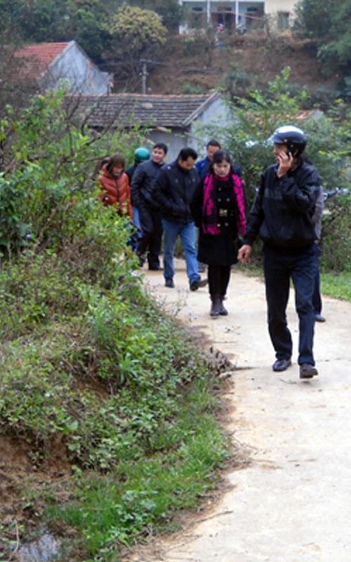 Từ khi xây dựng nông thôn mới hạ tầng giao thông xã nông thôn mới Mai Pha đã được đầu tư góp phần vào việc phát triển kinh tế xã hội