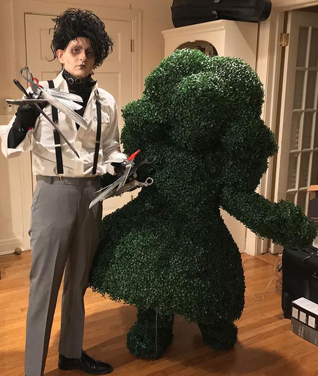 goi y nhung bo trang phuc doc dao trong dip halloween 2018 hinh anh 8