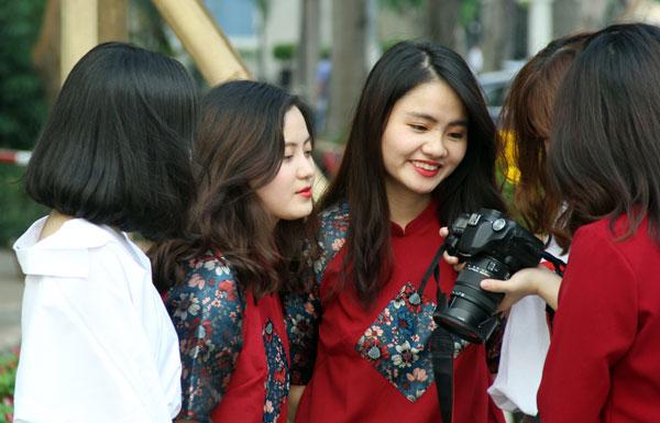 Và xem lại hình ảnh vừa chụp tại Hội hoa xuân Phú Mỹ Hưng.