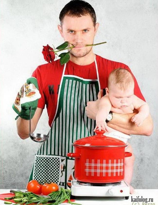Ngoan để bố con mình cùng chuẩn bị quà 8/3 cho mẹ nhé.