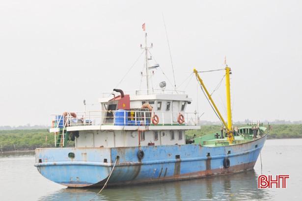 76,69% dư nợ cho vay đóng tàu cá theo Nghị định 67 là nợ xấu - Ảnh 1.