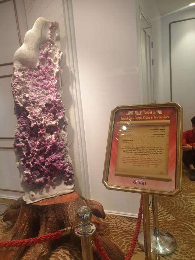 Hoa hậu Lương Thùy Linh rạng rỡ bên những bảo vật kỷ lục của DOJI - Ảnh 6.