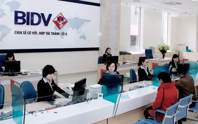 BIDV: Lãi thuần từ hoạt động dịch vụ tăng 28% trong quý 3