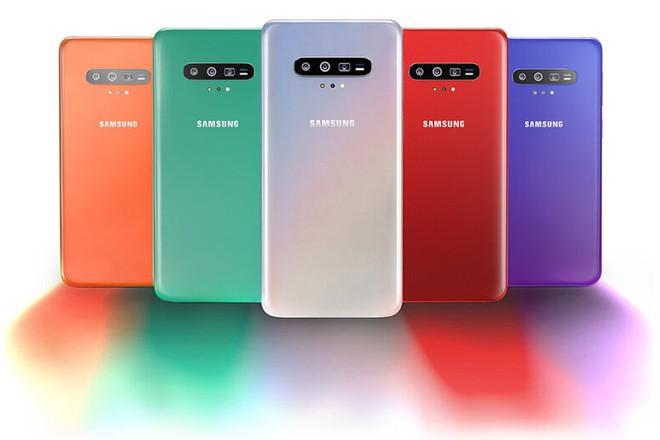 HOT: Thiết kế Galaxy S11 đã được Samsung hoàn thiện - Ảnh 2.