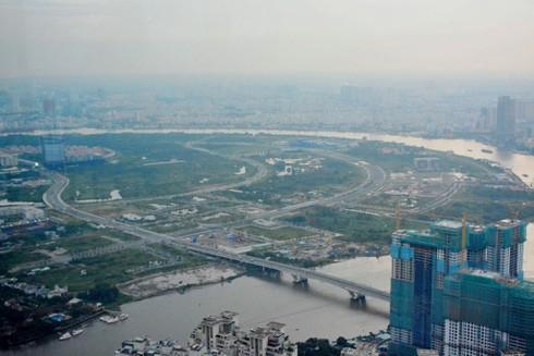 TP.HCM thu hồi 1.800 tỷ tạm ứng cho Đại Quang Minh ở Thủ Thiêm - Ảnh 1.