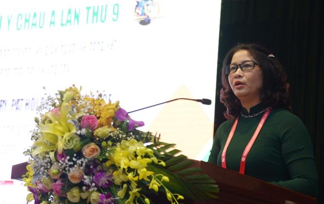 GS.TS Nguyễn Thị Lan, Giám đốc Học viện Nông Nghiệp VN.