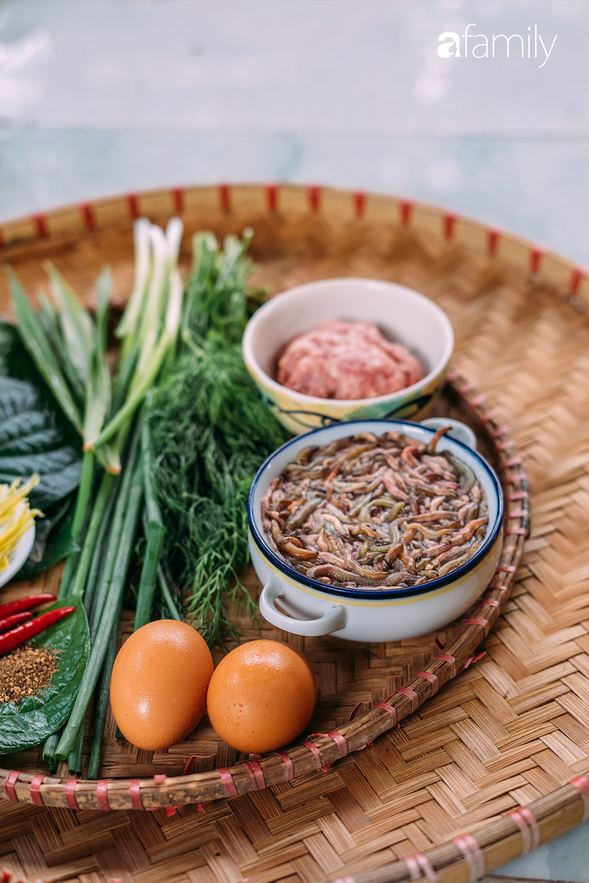 Rươi - báu vật ruộng đồng và văn hóa đi ăn rươi đi mỗi khi lạnh trời của người Hà Nội - Ảnh 14.