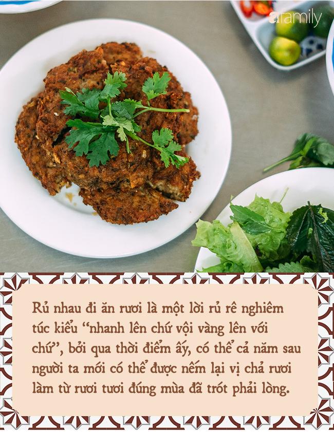 Rươi - báu vật ruộng đồng và văn hóa đi ăn rươi đi mỗi khi lạnh trời của người Hà Nội - Ảnh 21.