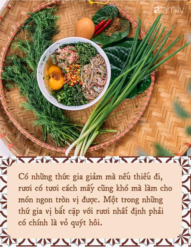 Rươi - báu vật ruộng đồng và văn hóa đi ăn rươi đi mỗi khi lạnh trời của người Hà Nội - Ảnh 10.