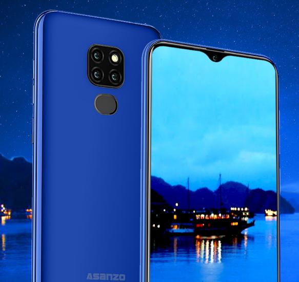 Asanzo ra mắt 2 mẫu điện thoại mới giá rẻ  - Ảnh 1.