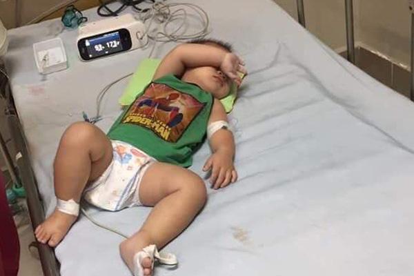 Đau lòng một gia đình tại Hà Nội 15 ngày mất hai con nhỏ vì chứng bệnh withmore - Ảnh 1.