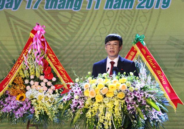 Thanh Hóa: Huyện Vĩnh Lộc đạt chuẩn nông thôn mới và đón nhận Huân chương Lao động hạng Ba - Ảnh 3.
