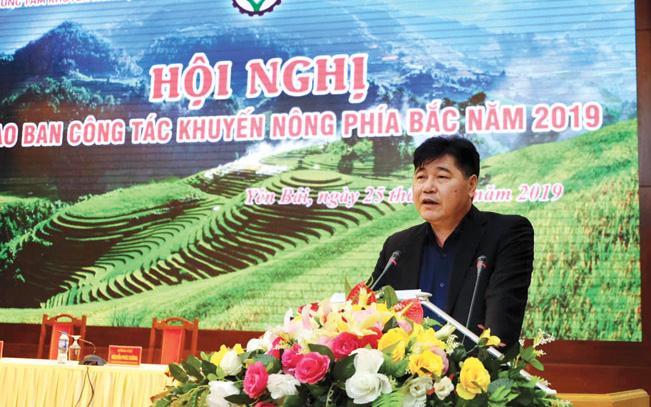 Giao ban khuyến nông các tỉnh phía Bắc: Tháo gỡ vướng mắc, đổi mới hoạt động