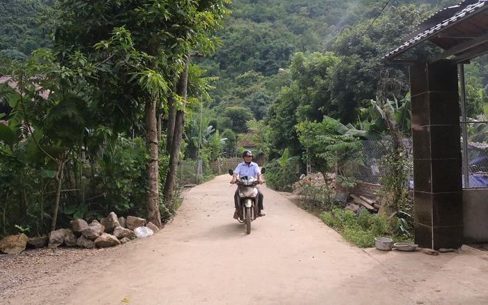 Sau 10 năm xây dựng NTM, Quỳnh Nhai ngày càng khởi sắc
