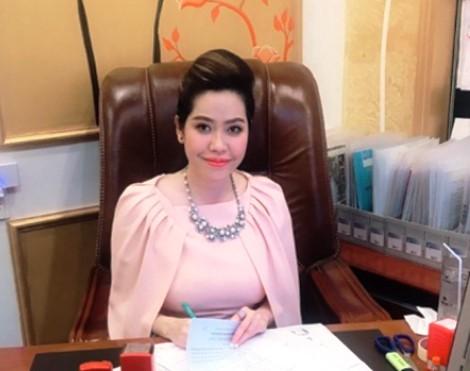 """Chân dung nữ giám đốc Công ty Angel Lian vẽ nhiều dự án """"ma"""" náo loạn Sài Gòn - Ảnh 1."""