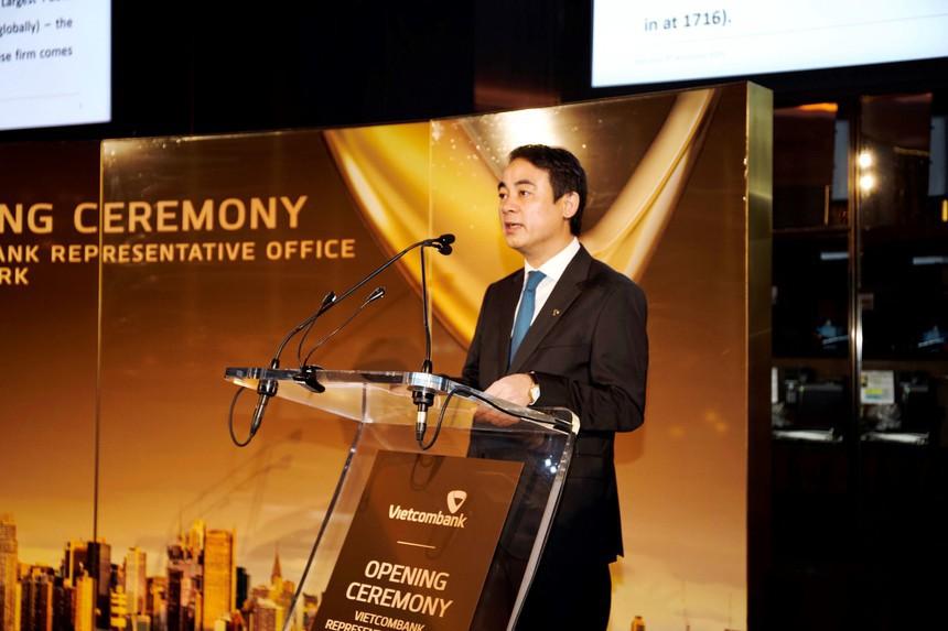 """Chủ tịch Nghiêm Xuân Thành nói về hành trình """"vượt ải"""" của Vietcombank """"đặt chân"""" vào Mỹ - Ảnh 3."""