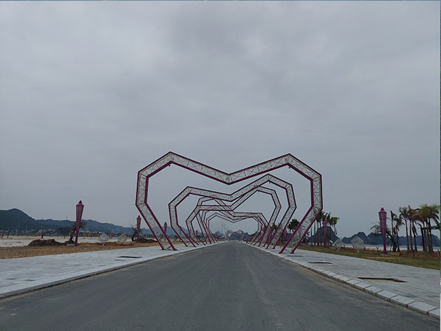 Khu đô thị Phương Đông Vân Đồn phải trồng keo phủ đất vì vắng dân - Ảnh 16.