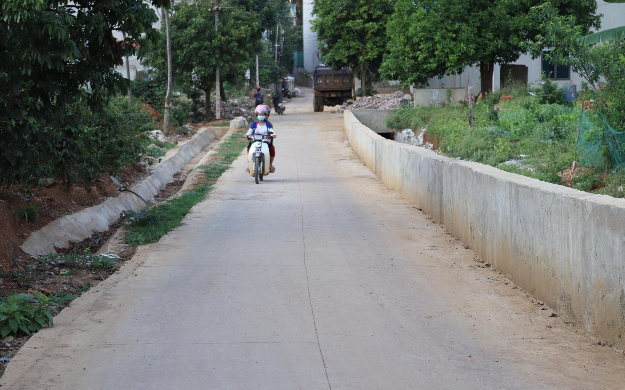 Thuận Châu khơi dậy sức dân trong xây dựng nông thôn mới