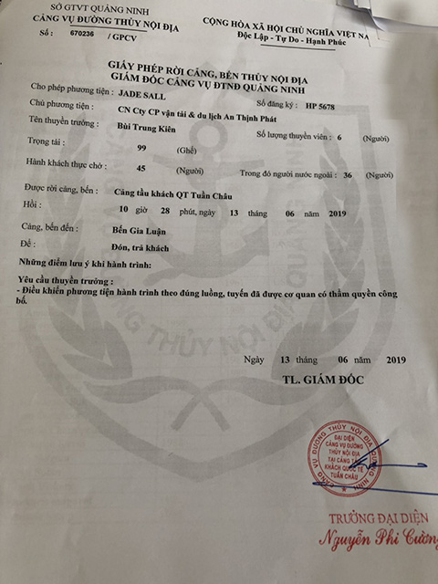 Quảng Ninh: Lo du lịch trá hình, rà soát tuyến tàu Tuần Châu – Cát Bà - Ảnh 3.