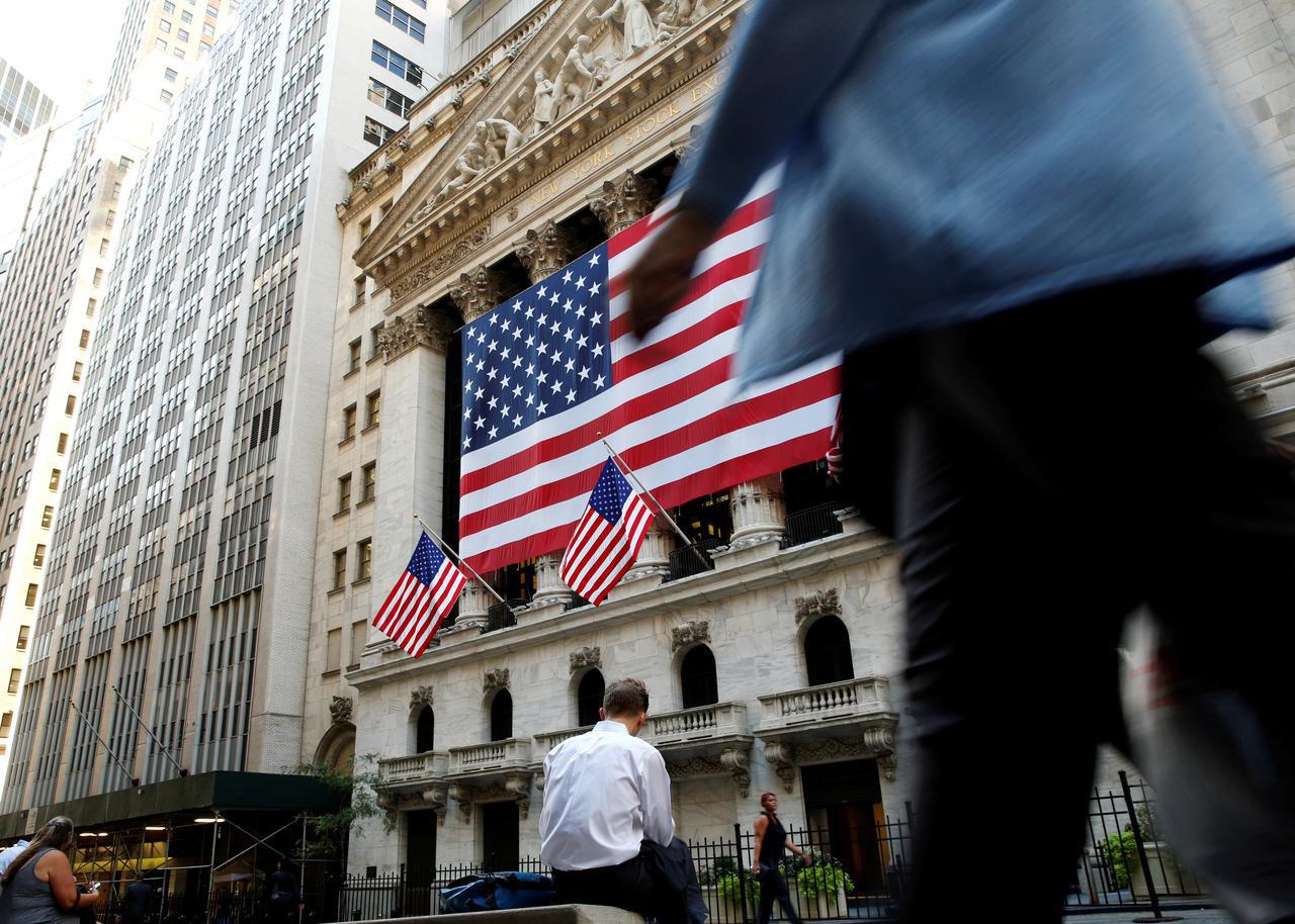 Chứng khoán Mỹ tăng khi FED tiếp tục duy trì lãi suất tiệm cận 0% - Ảnh 1.