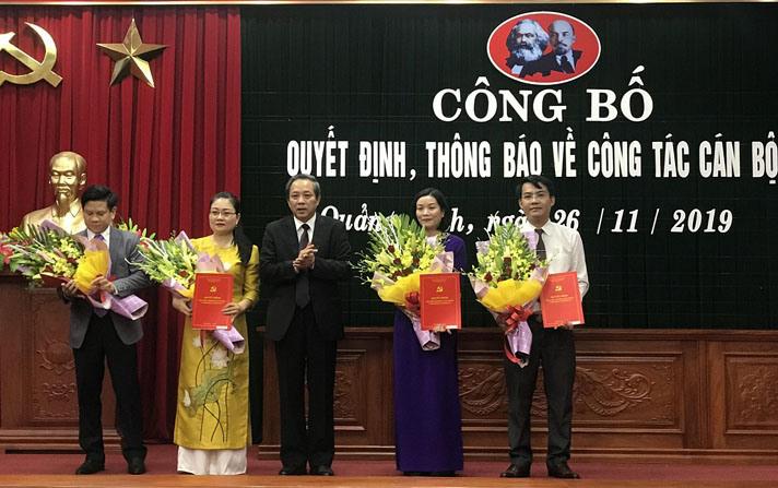 Quyết định của Ban Bí thư: Chủ tịch Hội Nông dân Sóc Trăng thêm chức vụ mới - Ảnh 2.