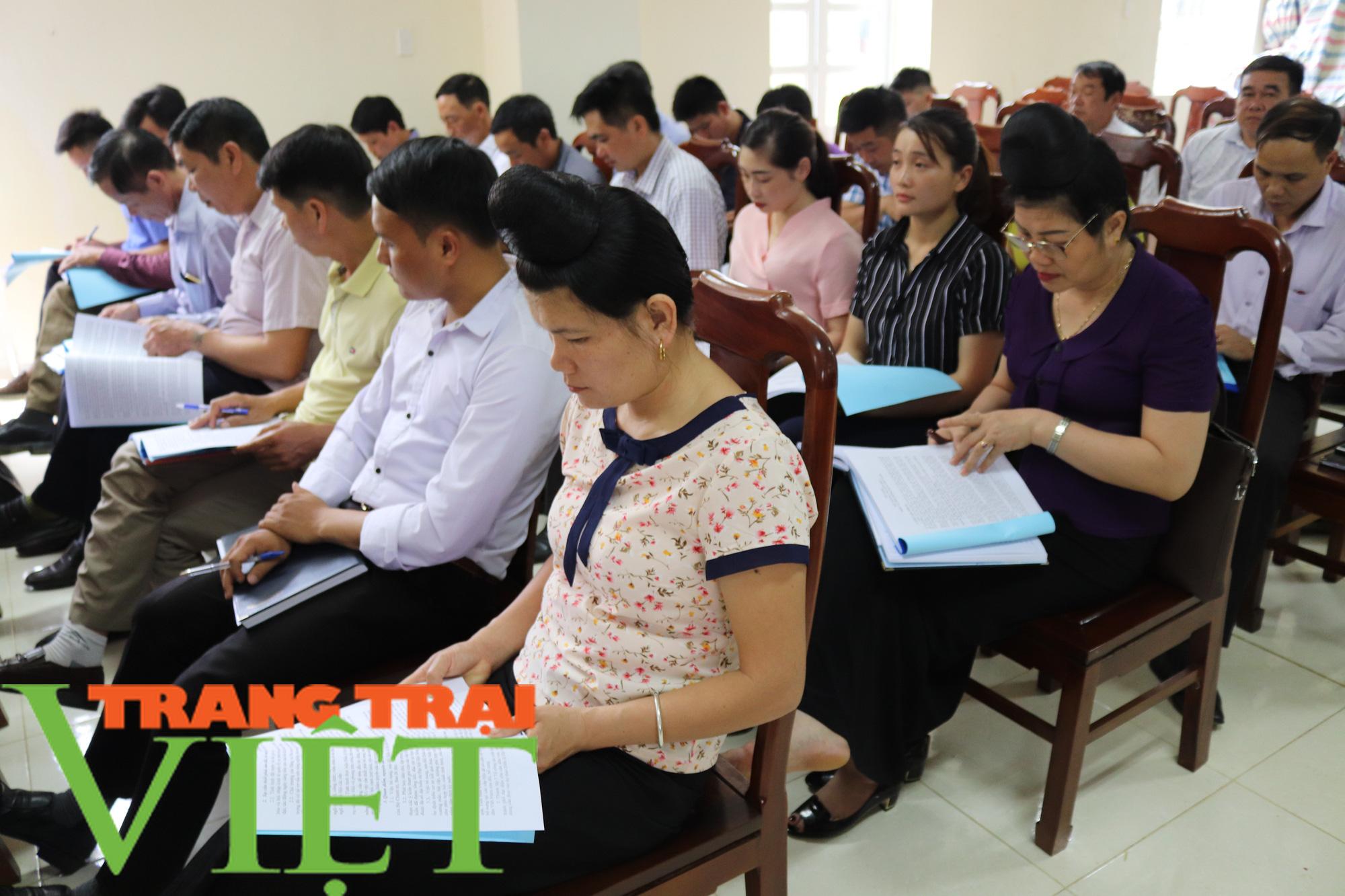 Hội Nông dân nâng cao trách nhiệm trong lãnh đạo công tác Hội  - Ảnh 2.