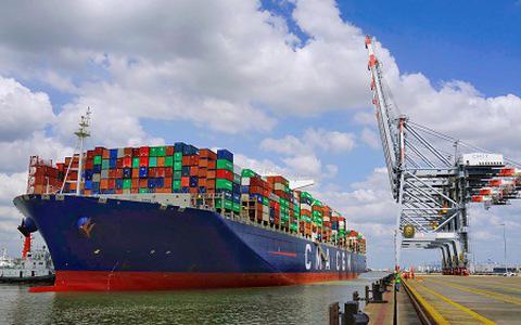 Cảng biển Việt Nam đảm đương tốt xuất nhập khẩu hàng hoá - Ảnh 1.