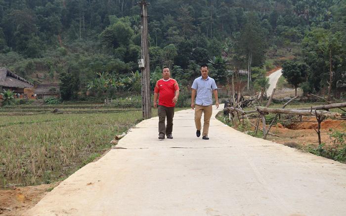 Liêm Phú chuyển mình nhờ Nông thôn mới