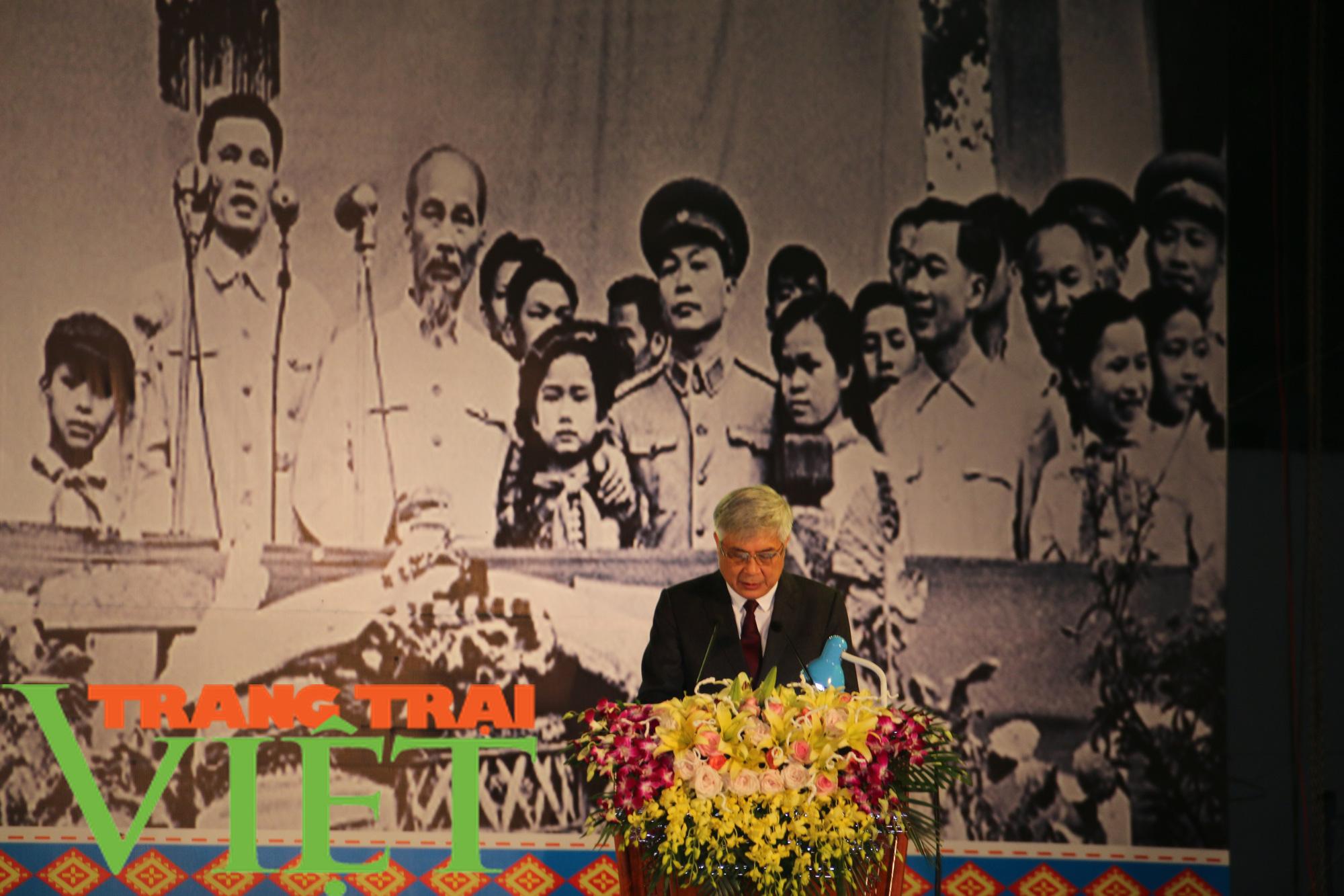 Sơn La: Kỷ niệm 70 năm thành lập Đảng bộ huyện Thuận Châu - Ảnh 1.