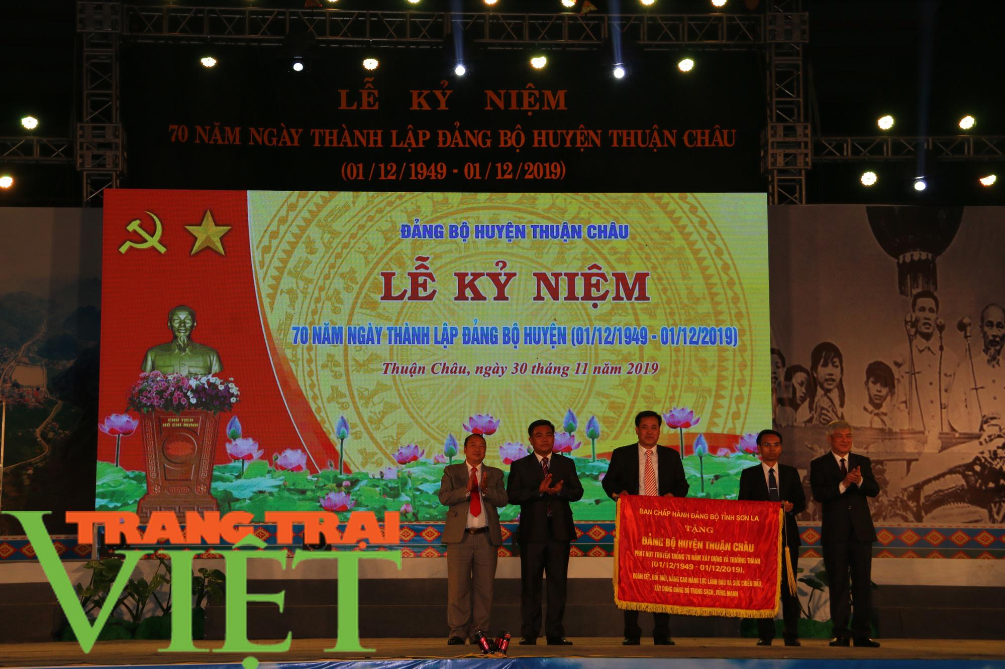 Sơn La: Kỷ niệm 70 năm thành lập Đảng bộ huyện Thuận Châu - Ảnh 3.