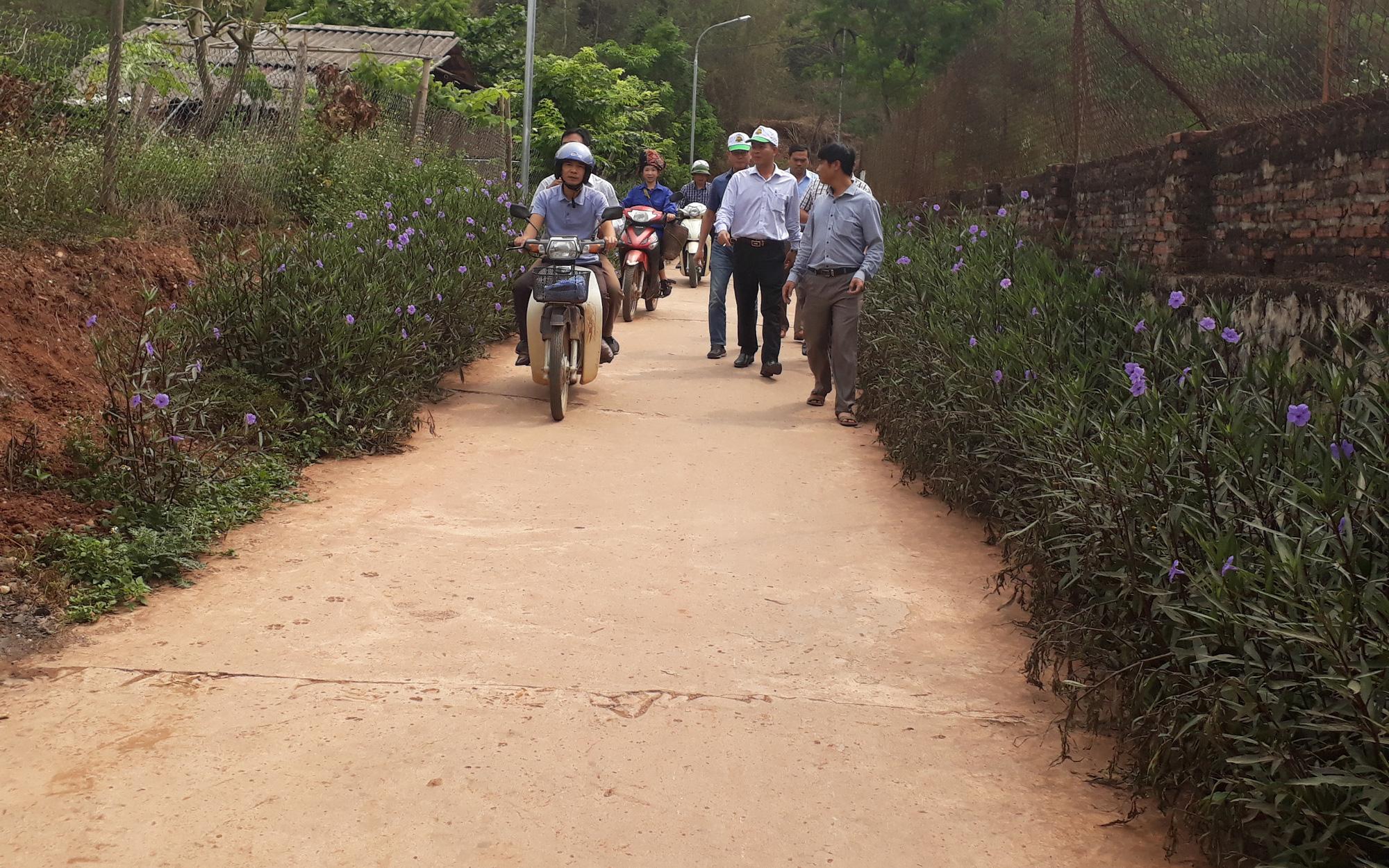Yên Châu chú trọng phát triển giao thông nông thôn