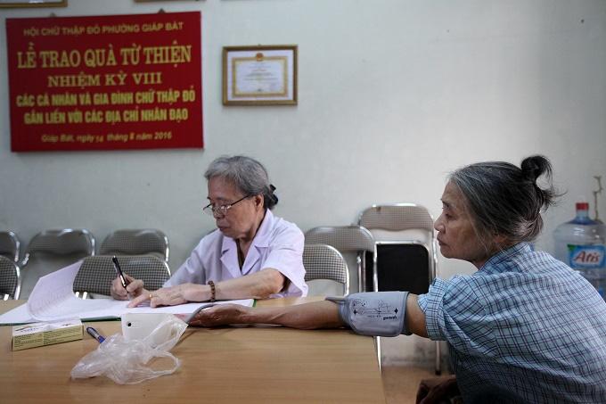 Nỗi niềm Bác sĩ 20 năm lấy lương hưu mở phòng khám miễn phí - Ảnh 1.