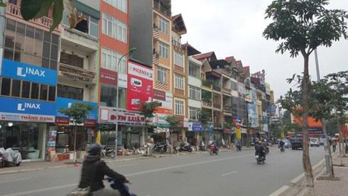 Hà Nội: Nhà mặt phố quận nào đang tăng giá nhiều nhất? - Ảnh 1.