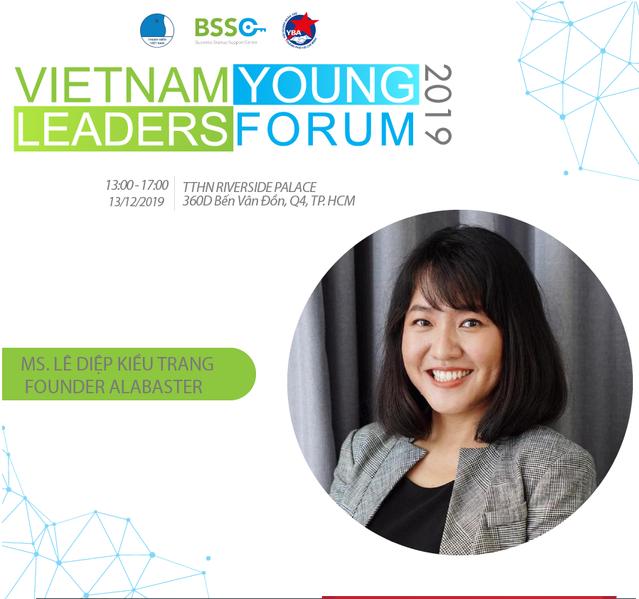 Cựu CEO Go-Viet Lê Diệp Kiều Trang phiêu lưu với quỹ đầu tư vào startup - Ảnh 1.