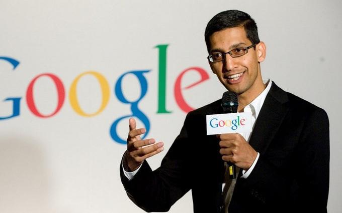 CEO Google Sundar Pichai kiếm được bao nhiêu tiền mỗi giờ?