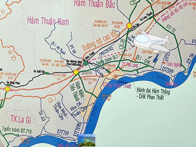 Bình Thuận chi hơn 2.000 tỷ đồng cho cao tốc Phan Thiết – Dầu Giây tạo đòn bẩy BĐS ven biển - Ảnh 1.