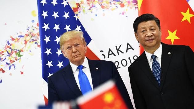 Đại gia ngân hàng Goldman Sachs thất vọng về nội dung thỏa thuận Mỹ Trung - Ảnh 1.